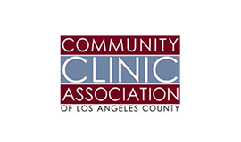 Community Clinic Association of Los Angeles County Logo